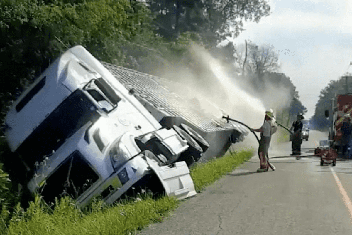 Truck Accidents Cause Serious Damage